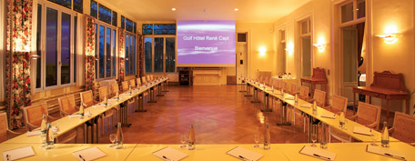 Seminars at the Golf-Hotel René Capt in Montreux